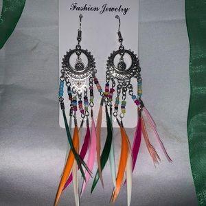 NEW! Dreamcatcher Earrings